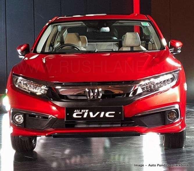 2019 Honda Civic I Dtec Specs: Honda Civic Specs For India Revealed