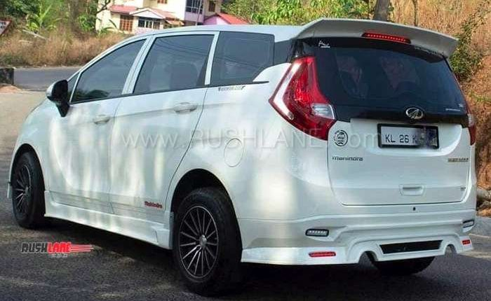 Mahindra Marazzo Modified By Owner India S First Modded