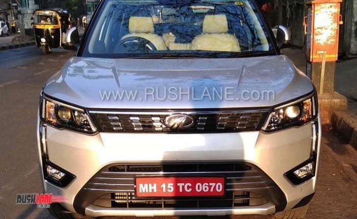 Mahindra XUV300 AMT