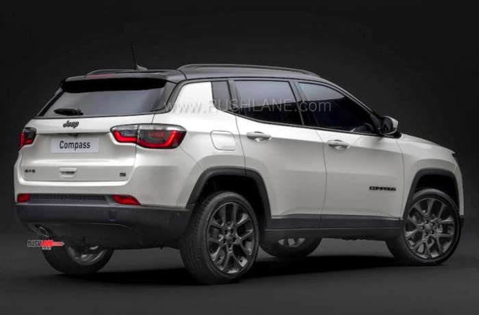 Jeep Compass S debuts with more powerful engine - AWD system