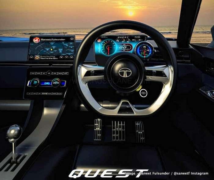 Best Diesel Suv >> Tata Blackbird launch by 2021 to take on Hyundai Creta ...