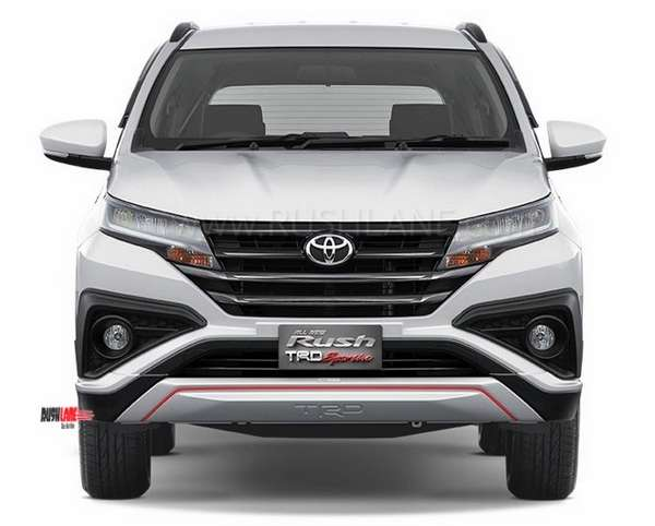 Toyota Rush Based Suv Mpv Planned For India At Rs 15 20 L Range