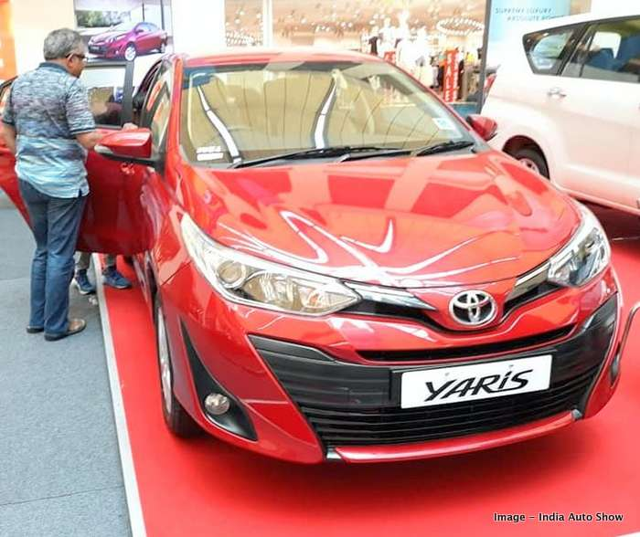 Toyota Yaris Sales Decline To Lowest Since Launch