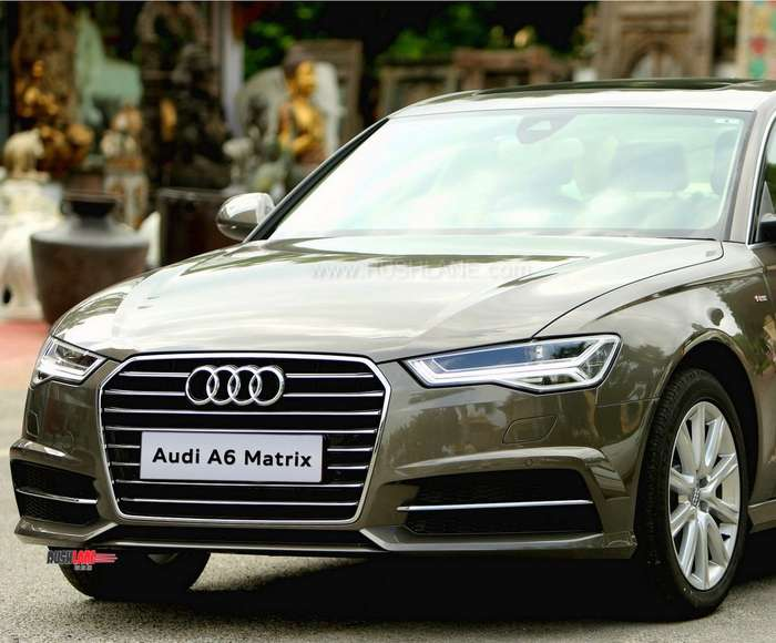 Audi A6 Lifestyle Edition launched in India - Price Rs 50 L