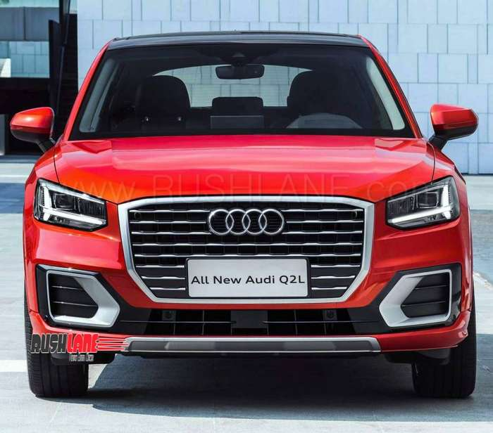 2019 Audi Q3: 2019 Audi Q2 SUV Is Being Planned For India Launch As A CBU