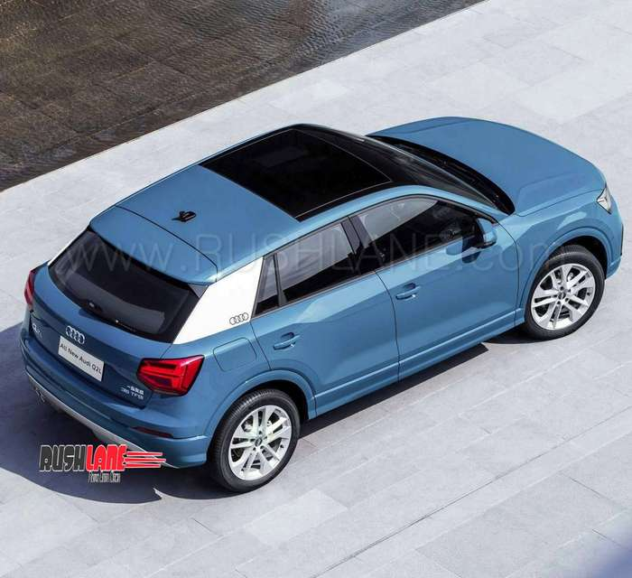 2019 Audi Q2 Suv Is Being Planned For India Launch As A Cbu