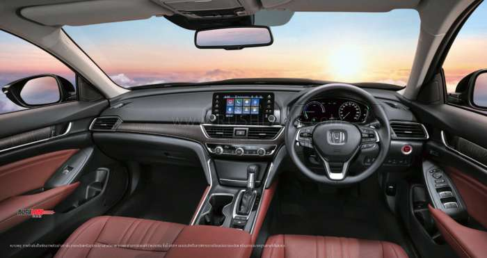 Honda Accord Hybrid For Sale >> 2019 Honda Accord launched with 1.5 L petrol 190 PS engine ...