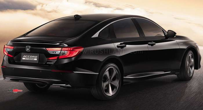 Honda Accord Sensing >> 2019 Honda Accord launched with 1.5 L petrol 190 PS engine for ASEAN market