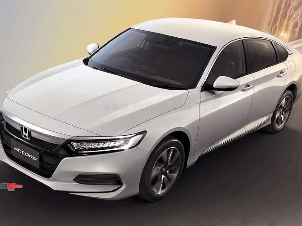Honda Accord Price >> 2019 Honda Accord Launched With 1 5 L Petrol 190 Ps Engine