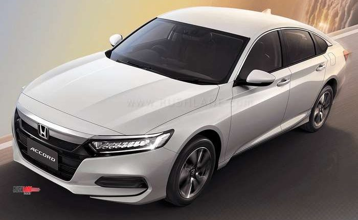 2018 Honda Accord >> 2019 Honda Accord launched with 1.5 L petrol 190 PS engine ...