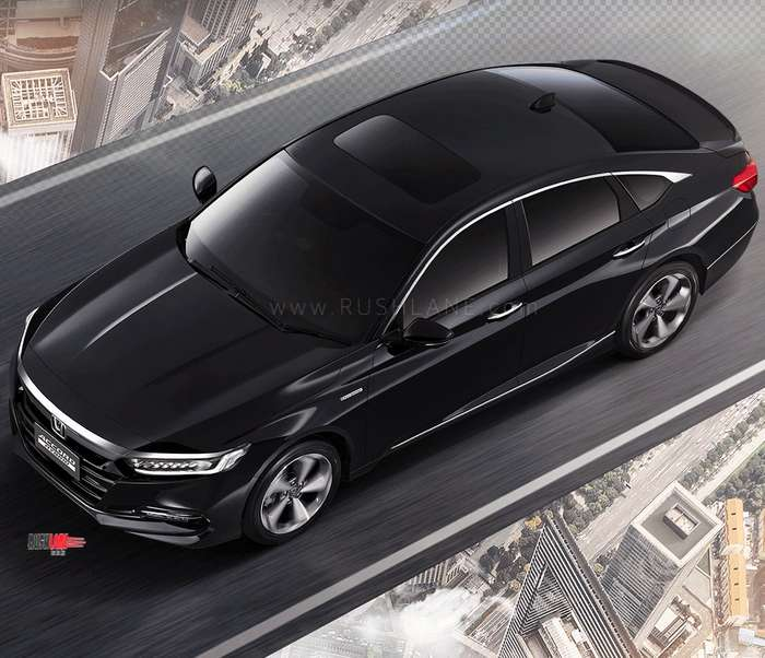 2016 Honda Accord For Sale >> 2019 Honda Accord launched with 1.5 L petrol 190 PS engine ...
