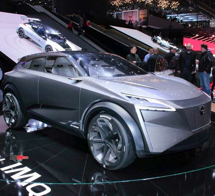 Nissan IMQ Concept e-Power hybrid tech could be the future ...