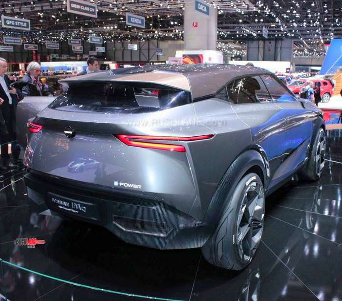 Nissan Imq Concept E Power Hybrid Tech Could Be The Future