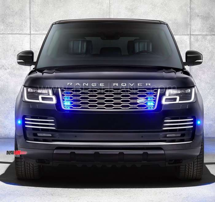 2019 Land Rover Range Rover Suspension: 2020 Range Rover Sentinel Armour Debuts With Bullet And