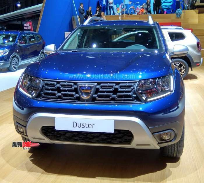 New Renault Duster Showcased At Geneva Motor Show Ahead Of