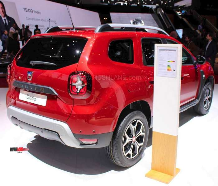 Renault Duster Ultimate Edition With 1.3 Liter 150 PS