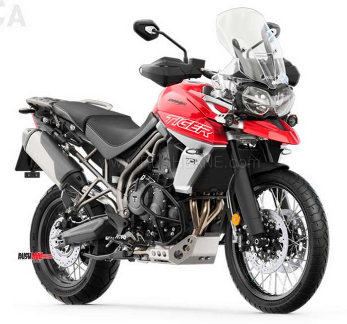 2019 Triumph Tiger 800 Xca Top Of The Line Variant India Launch