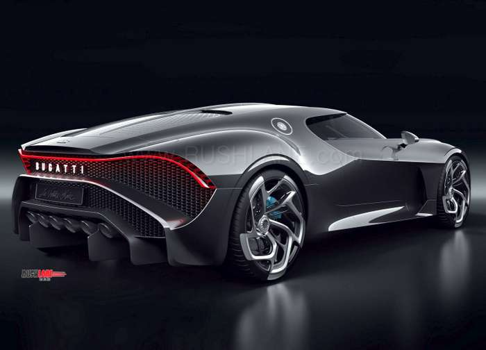 Key Auto Sales >> Bugatti Chiron Black Car price is Rs 118 crores - Most expensive new car