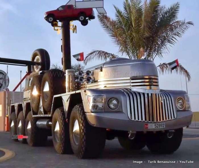 Dubai Sheikh Custom Suv Largest World