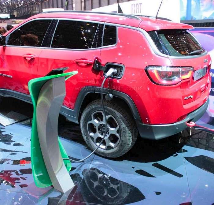 2020 में होगी लाँन्च Jeep Compass hybrid 4×4 Trailhawk ...