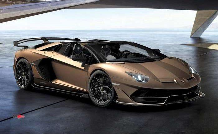Lamborghini Aventador Svj Roadster Debuts India Launch