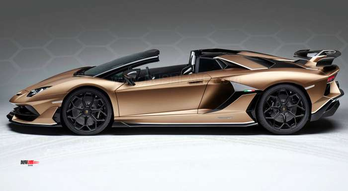 Lamborghini Aventador Svj Roadster Debuts India Launch Later This Year