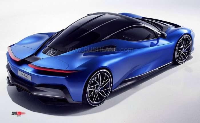 Mahindra's Pininfarina Battista hypercar debuts - Beats Bugatti Chiron in power