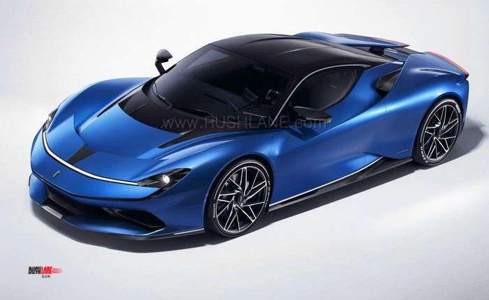 Mahindra S Pininfarina Battista Hypercar Debuts Beats
