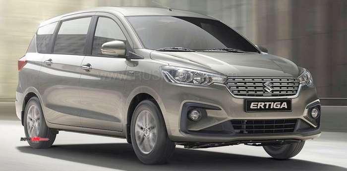 Suzuki Ertiga Black Edition launched in Philippines - Price P738,000