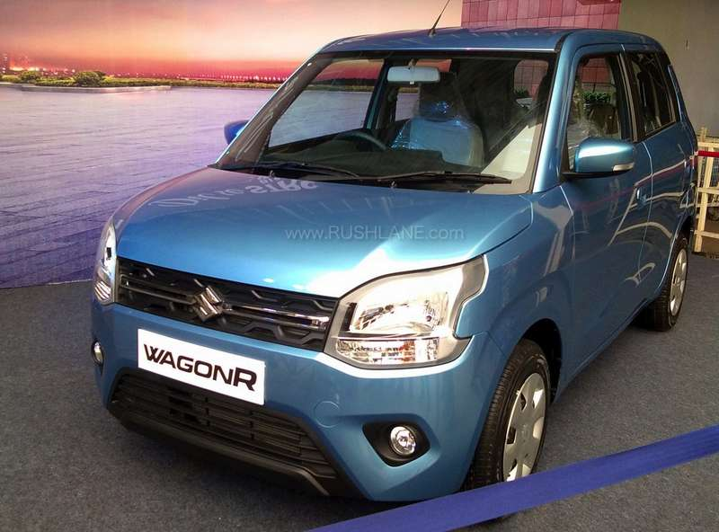 New Maruti Wagonr Bs6 Launched Prices Increased By Up To Rs 15k