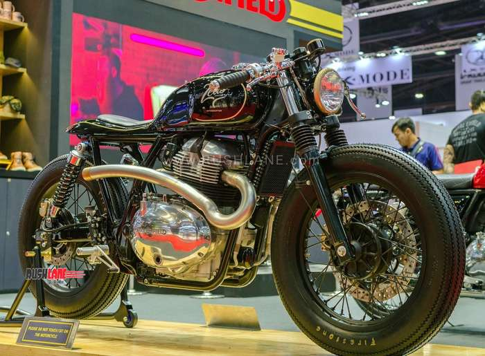 Royal Enfield 650 Interceptor Modified By Zeus Custom The Prime