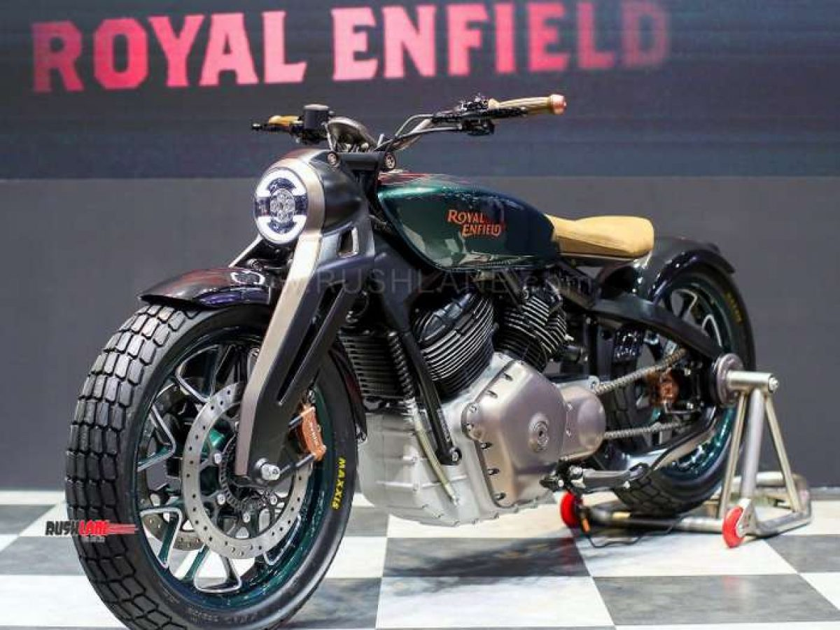 Royal Enfield Bobber 850 Could Be Named Meteor Upon Launch