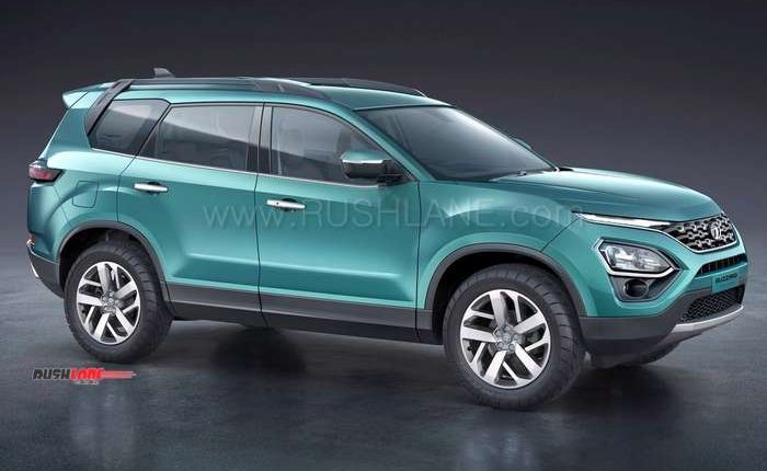 Tata Buzzard H7X SUV detailed in official photos and new TVC