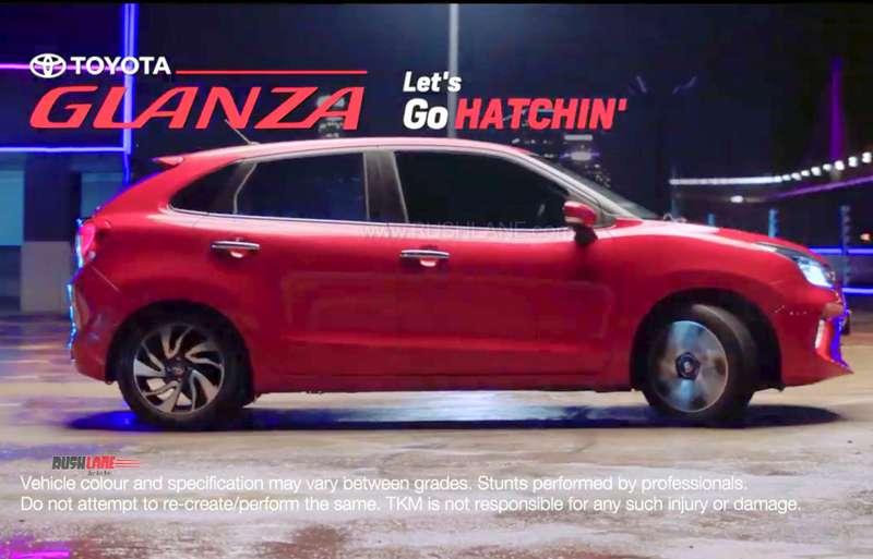 Toyota Glanza TVC