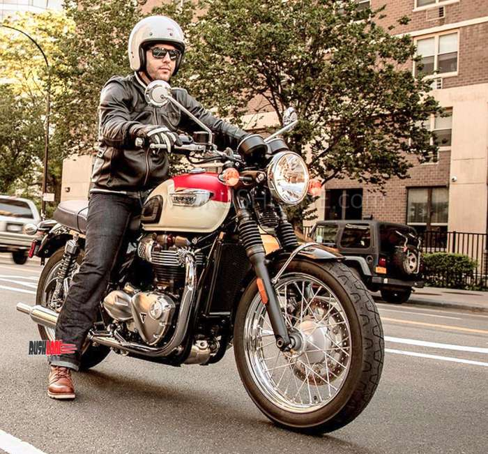 Triumph Bonneville Range Recalled Globally 1000 Units Affected In