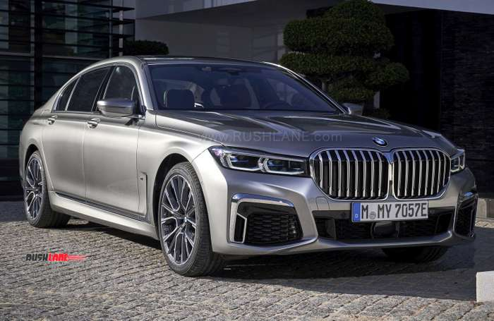 2019 Bmw 7 Series Launch Price Rs 1 22 Cr Hybrid Claims 39 Kmpl