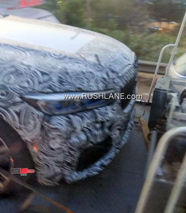 Bmw X7 Suv Price In India: 2019 BMW 7 Series Facelift Spied In India