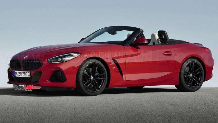 Bmw Z4 Roadster Price In India - Best BMW Z4 Review