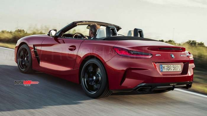 2019 BMW Z4 India launch price Rs 64.9 L - Rs 78.9 L