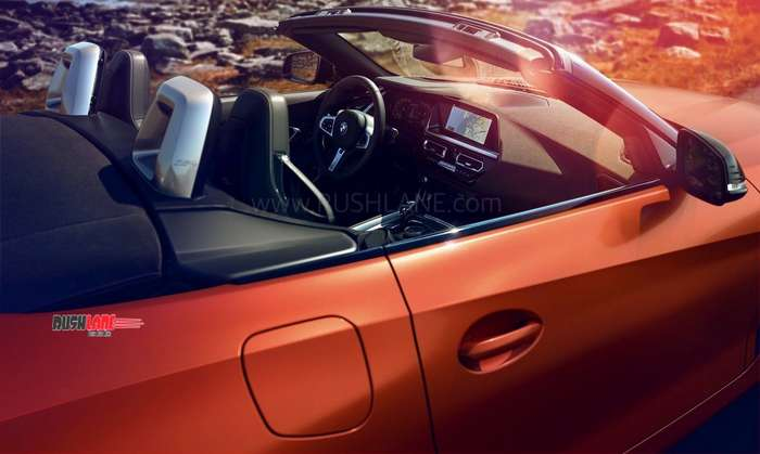 2019 Bmw Z4 India Launch Price Rs 64 9 L Rs 78 9 L