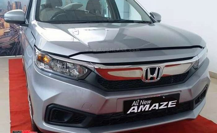 2019-honda-amaze-vx-cvt-auto-launch-price-6 - Rushlane Hindi