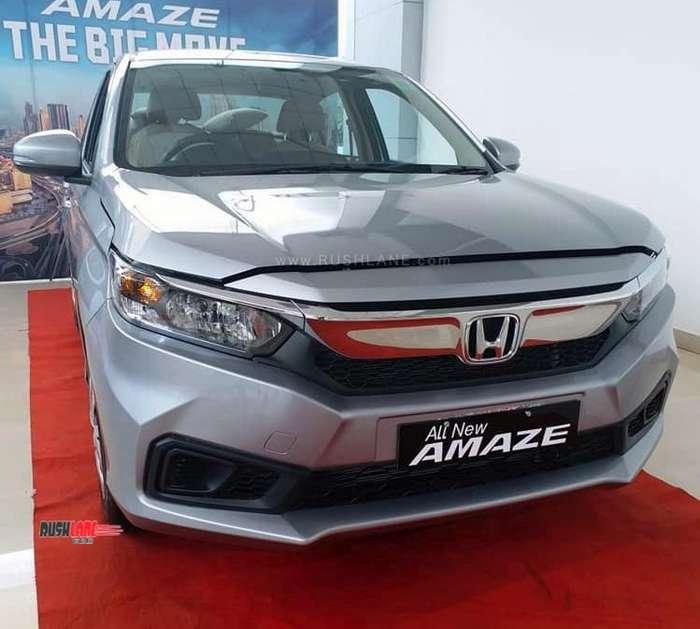 Honda Amaze discounts