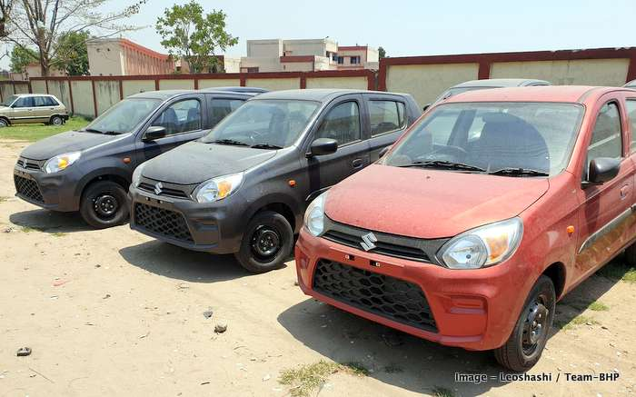 Maruti Swift Dzire Alto Production Cut As Sales Decline