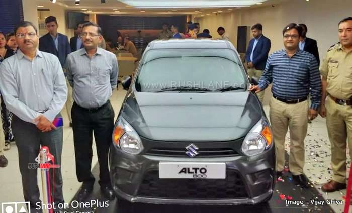 Maruti Alto takes No 1 spot - Best selling Top 10 cars June 2019