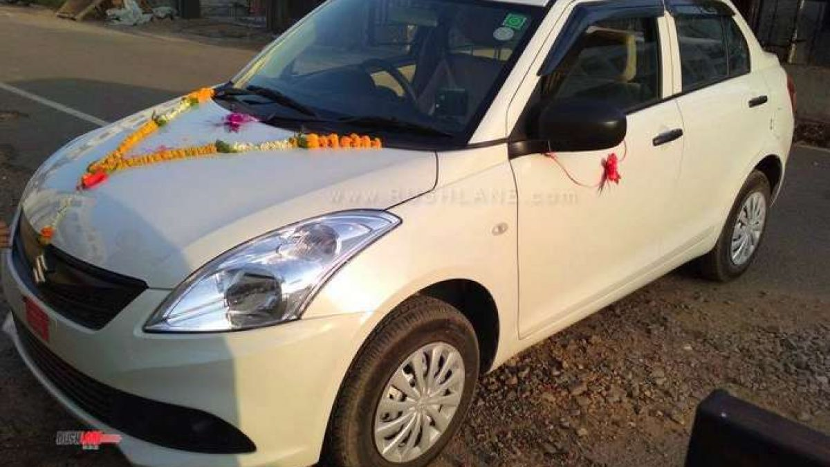 Maruti Dzire Tour S Taxi Variant Gets Safety Feature Update Price Hike