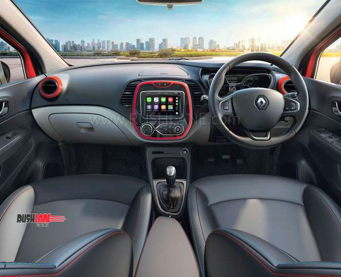 2019 Renault Captur Suv With Updated Features Launch Price