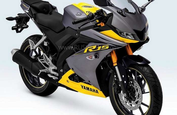 2019 Yamaha R15 V3 New Colour Options With Decals