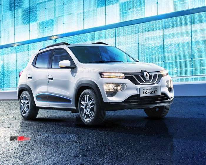 2020 Renault Kwid Electric Debuts May Launch In India