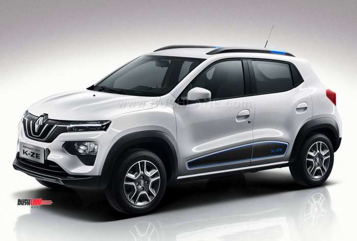 2020 Renault Kwid electric debuts - May launch in India ...
