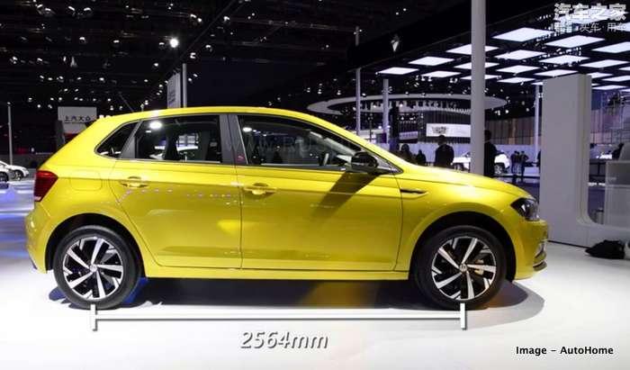 2020 Volkswagen Polo Plus debuts - Longer than Maruti Baleno